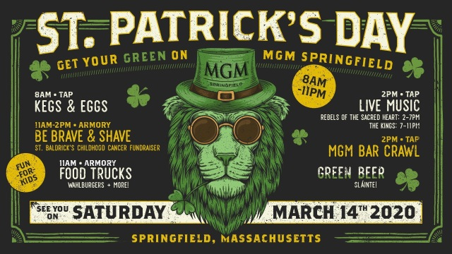 MGM St. Patrick's Day 2020